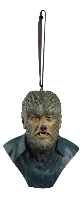 Wolfman Ornament