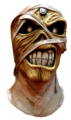 Powerslave Mummy Mask - Eddie - Iron Maiden