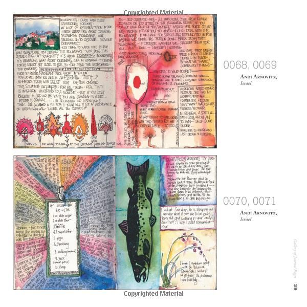 1000 Artist Journal Pages - Corvus: Clothing and Curiosities