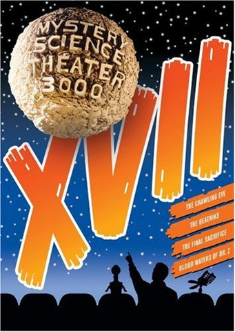 Mystery Science Theater 3000: Vol. XVII DVD - Corvus: Clothing and Curiosities