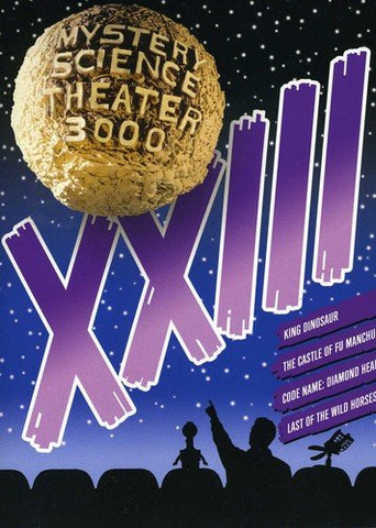 Mystery Science Theater 3000: Vol. XXIII DVD - Corvus: Clothing and Curiosities