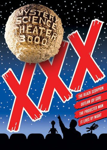 Mystery Science Theater 3000: Vol. XXX DVD - Corvus: Clothing and Curiosities