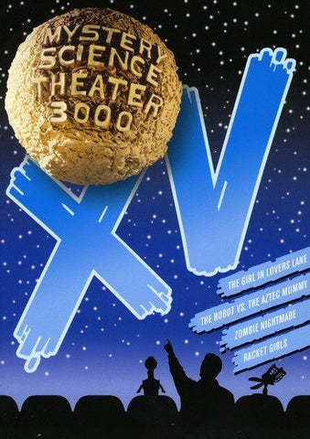 Mystery Science Theater 3000: Vol. XV DVD