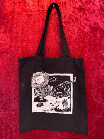 Shroom Frog Tote - Corvus: Clothing and Curiosities