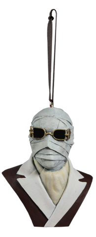 The Invisible Man Ornament