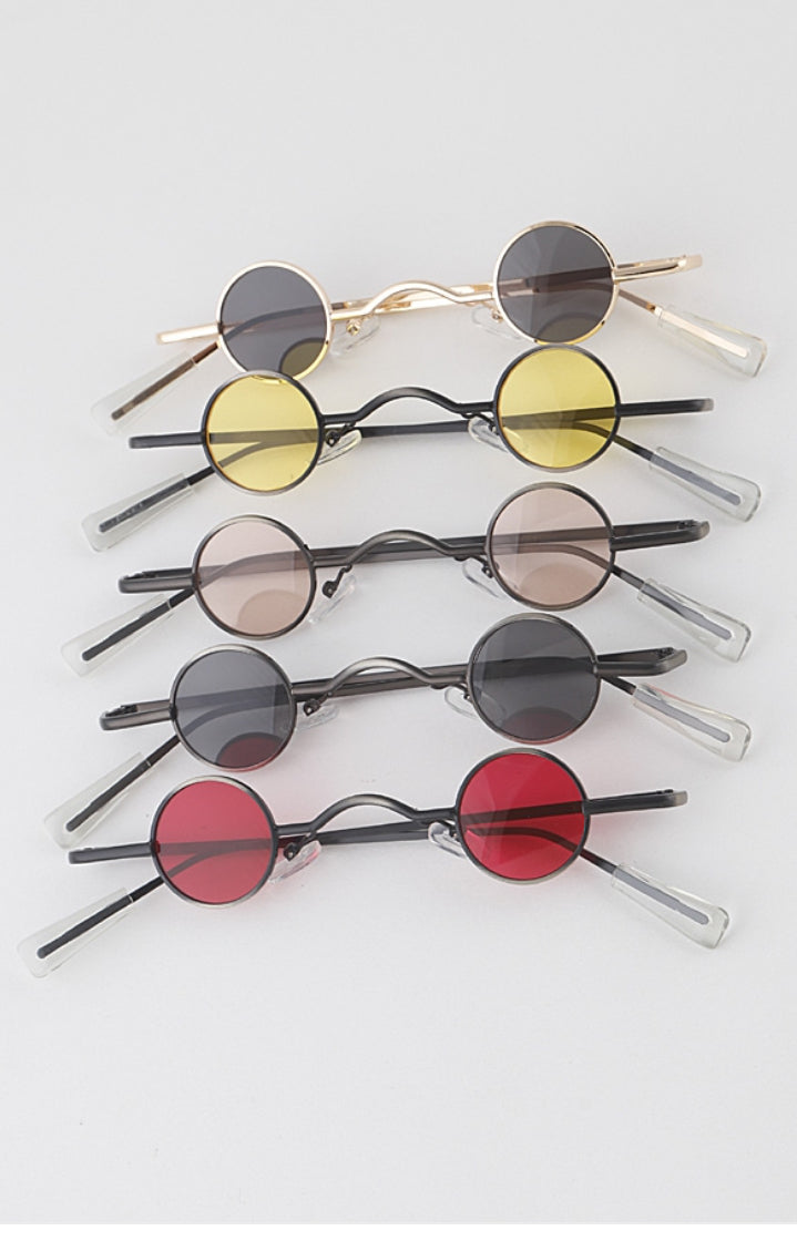 Small Round Lense Sunglasses