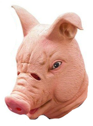 Happy Pig Mask - Corvus: Clothing and Curiosities