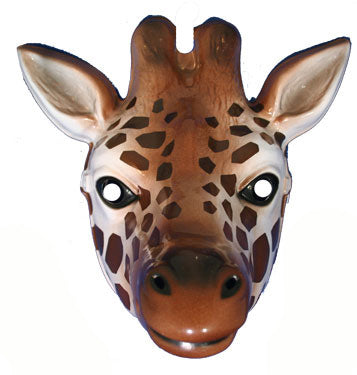 Retro Giraffe Mask - Corvus: Clothing and Curiosities