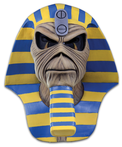 Powerslave Cover Eddie Mask - Iron Maiden