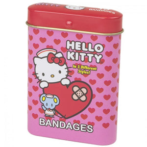 Hello Kitty Bandages - Corvus: Clothing and Curiosities