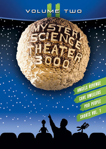 Mystery Science Theater 3000: Vol. II DVD - Corvus: Clothing and Curiosities