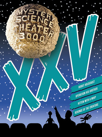 Mystery Science Theater 3000: Vol. XXV DVD