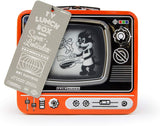 Retro TV Lunch Box - Corvus: Clothing and Curiosities