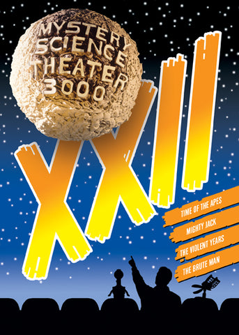 Mystery Science Theater 3000: Vol. XXII DVD - Corvus: Clothing and Curiosities