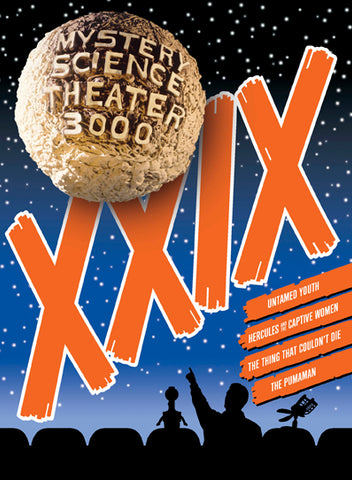 Mystery Science Theater 3000: Vol. XXIX DVD - Corvus: Clothing and Curiosities