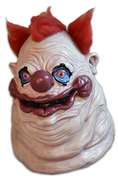 Killer Klowns From Outer Space - Fatso Mask