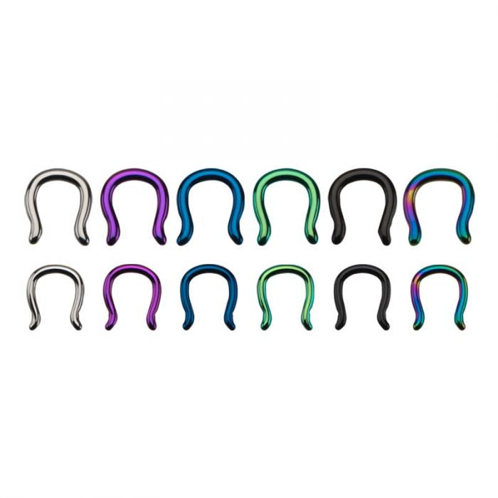 Septum Horseshoe U 16g