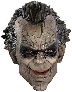 Batman Arkham City - Joker - Delux Latex Mask - Corvus: Clothing and Curiosities