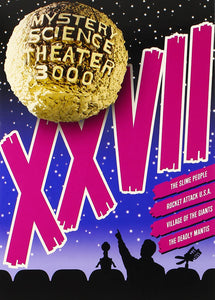 Mystery Science Theater 3000: Vol. XXVII DVD - Corvus: Clothing and Curiosities