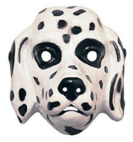 Retro Dalmatian Mask - Corvus: Clothing and Curiosities