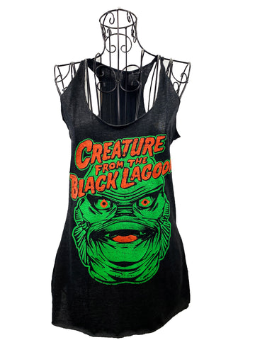 Creature Tank - Corvus: Clothing and Curiosities