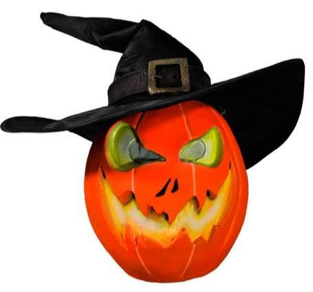 Pumpkin Jack - King Of Tokyo Mask - Corvus: Clothing and Curiosities