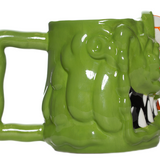 Fink Face Coffee Mug - Corvus: Clothing and Curiosities