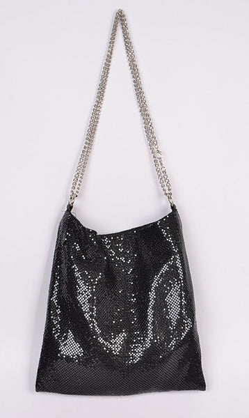 Shimmery Shoulder Bag