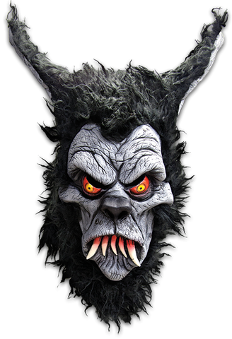 Werewolf Mask - Toxictoons - Corvus: Clothing and Curiosities