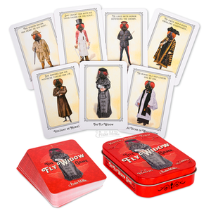 Fly Widow Card Game - Corvus: Clothing and Curiosities
