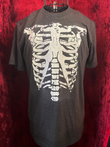 Ribcage T-Shirt - Corvus: Clothing and Curiosities