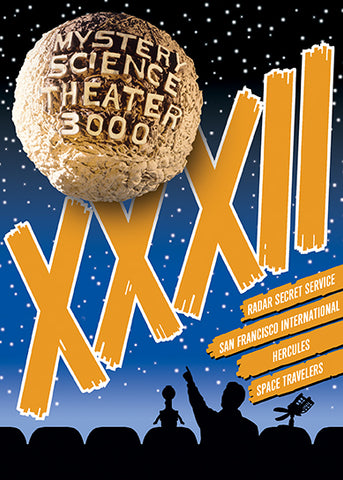 Mystery Science Theater 3000: Vol. XXXII DVD - Corvus: Clothing and Curiosities