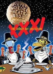 Mystery Science Theater 3000: Volume XXXI DVD - Corvus: Clothing and Curiosities