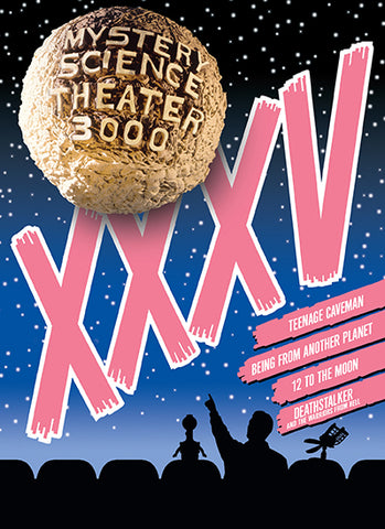 Mystery Science Theater 3000: Vol. XXXV DVD - Corvus: Clothing and Curiosities