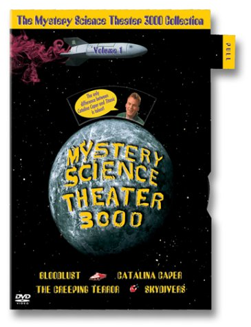 Mystery Science Theater 3000: Vol. 1 DVD - Corvus: Clothing and Curiosities