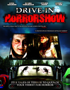 Drive-In Horrorshow DVD (2009) - Corvus: Clothing and Curiosities