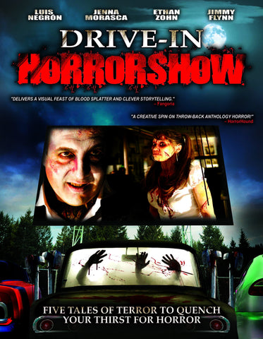 Drive-In Horrorshow DVD (2009)