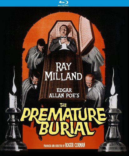 The Premature Burial Blu-ray