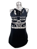 King Kong Safety Matches T-Shirt & Tank - Corvus: Clothing and Curiosities