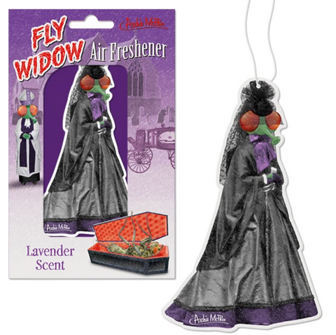 Fly Widow Air Freshener - Corvus: Clothing and Curiosities