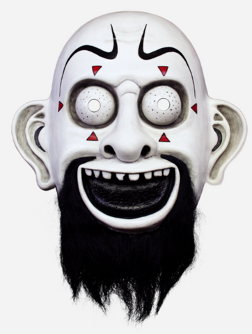 House of 1,000 Corpses Ravelli Vacuform Mask - Corvus: Clothing and Curiosities