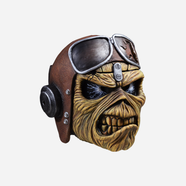Iron Maiden - Aces High Eddie Mask - Corvus: Clothing and Curiosities