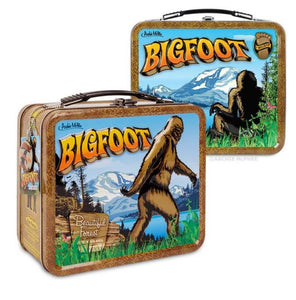 Bigfoot Lunchbox - Corvus: Clothing and Curiosities