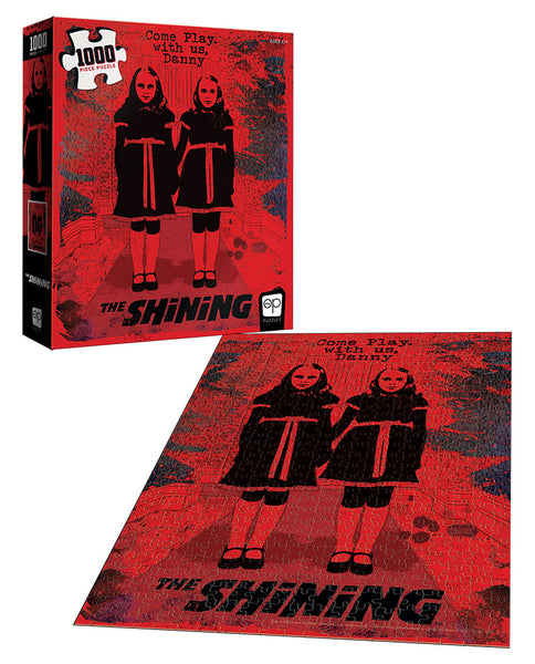 "The Shining ""Come Play With Us"" 1000 Piece Puzzle"