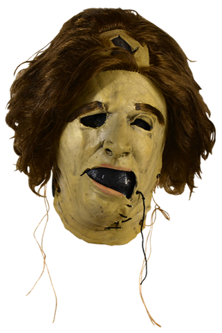 The Texas Chainsaw Massacre 1974  - Leatherface Old Lady Mask