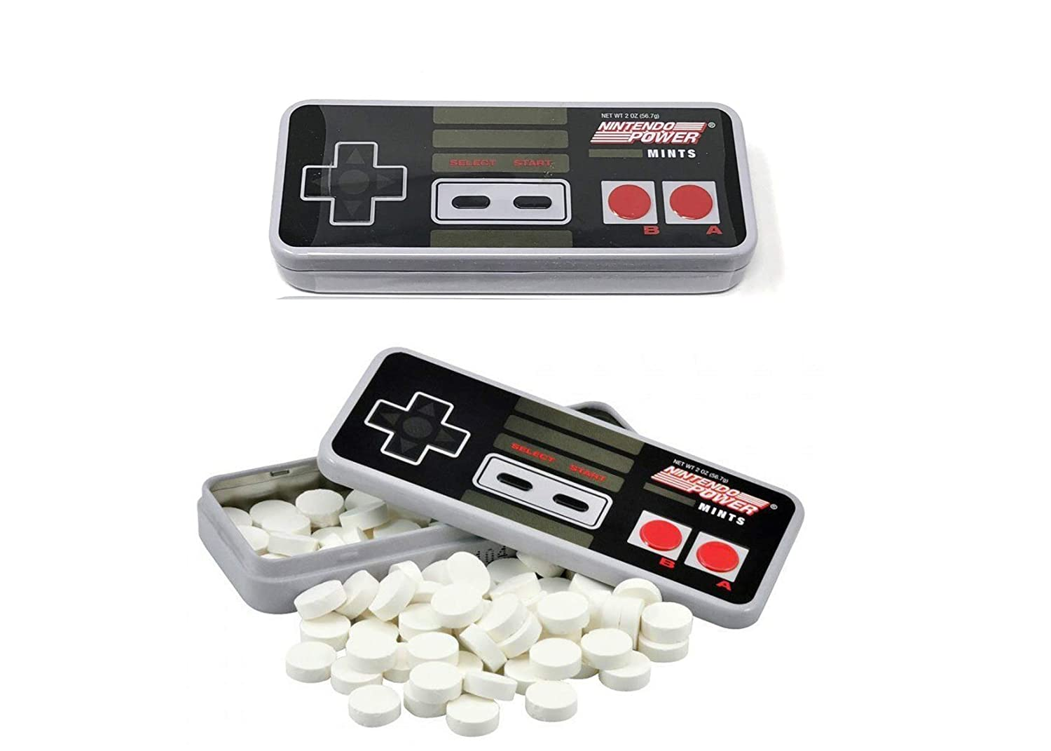 Nintendo Power Mints