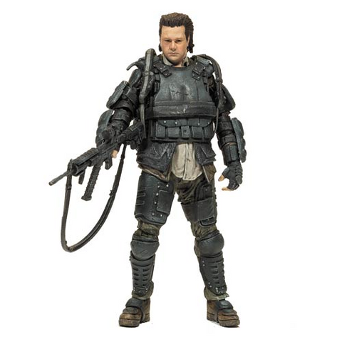 McFarlane Toys The Walking Dead TV Series 8 Eugene Porter Action Figure - Corvus: Clothing and Curiosities