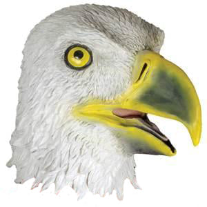 EAGLE MASK - AMERICAN BALD EAGLE MASK