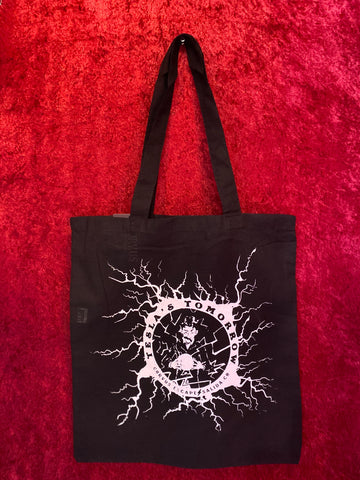 Tesla's Tomorrow Tote - Corvus: Clothing and Curiosities
