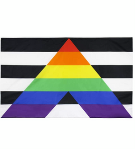 Ally PRIDE Flag - Corvus: Clothing and Curiosities